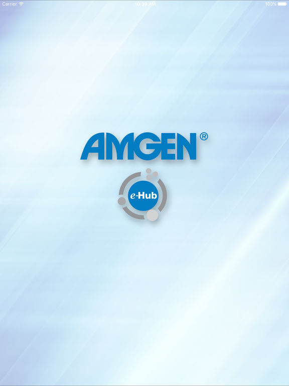Amgen e-Hub for iPad