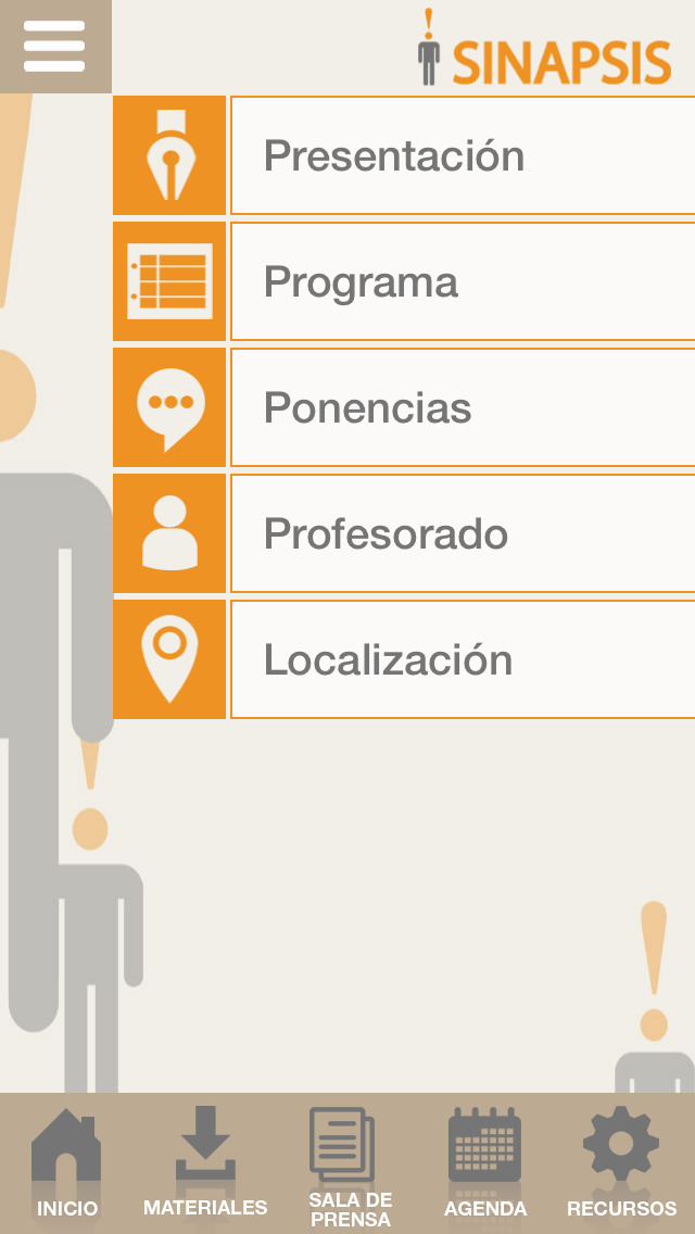 APP SINAPSIS-LUNDBECK for iPhone