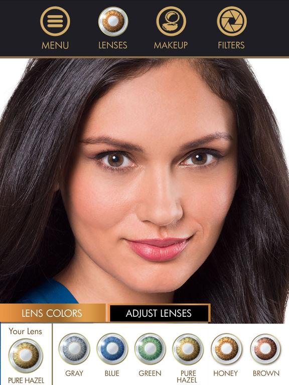 AIR OPTIX® COLORS - Color Studio for iPad