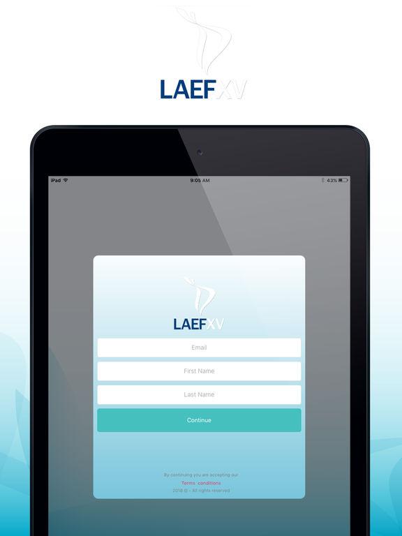 LAEF for iPad