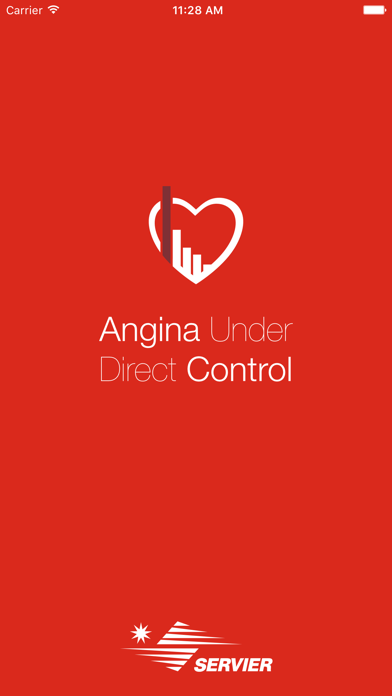 AnginaControl for iPhone