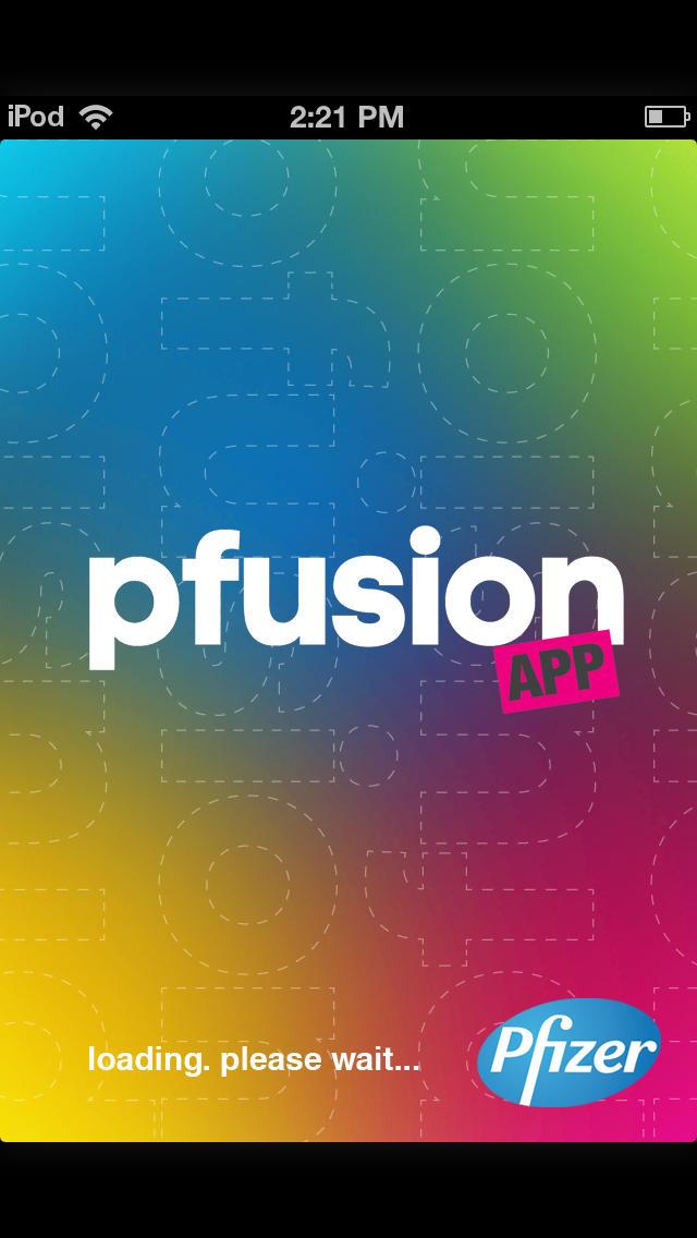 Pfizer pfusion (Australia Only)