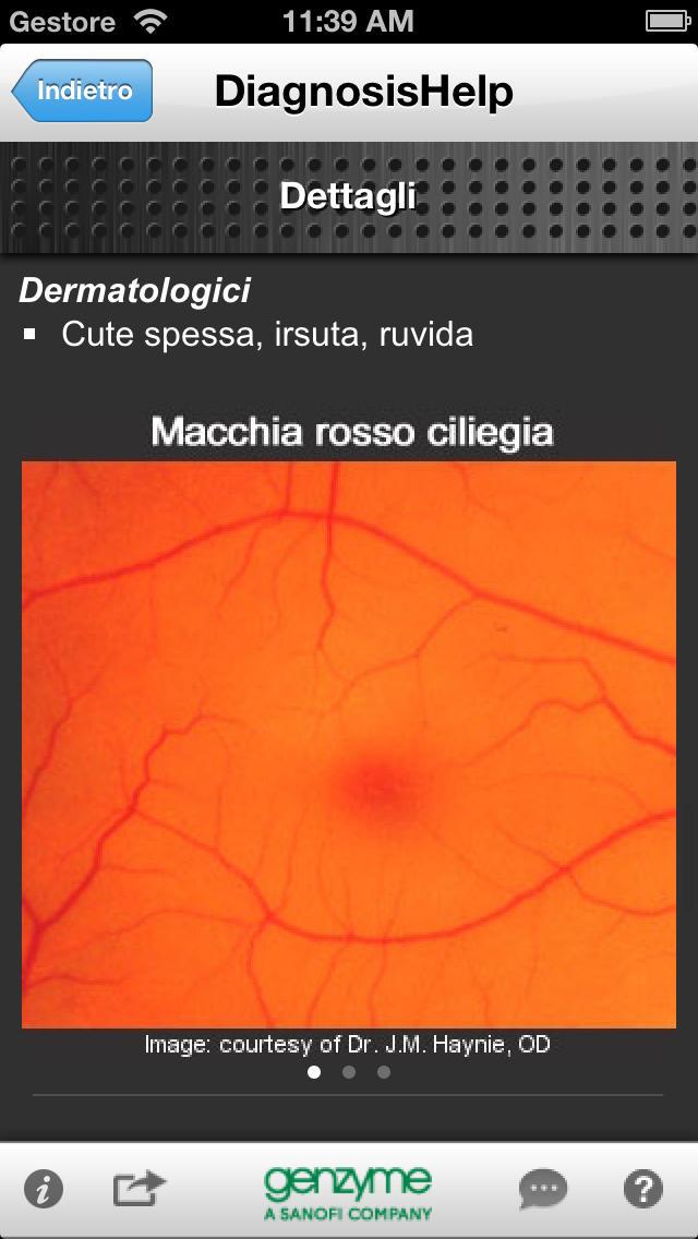 DiagnosisHelp for iPhone