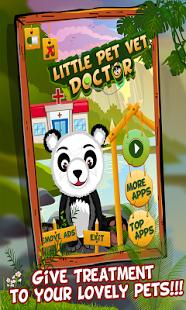Little Pet Vet Doctor X Kids
