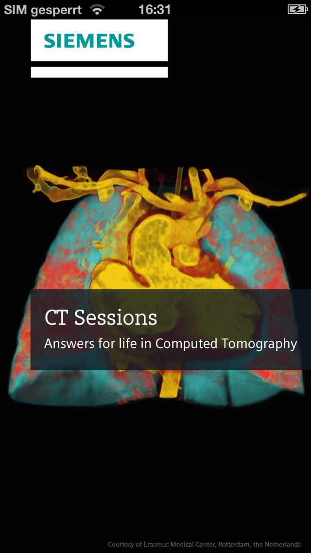 CT Sessions For iPhone