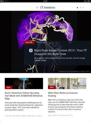 CT Sessions For iPad