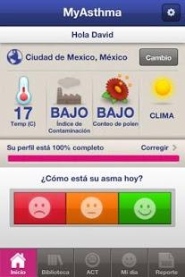 MyAsthma Mexico