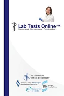 Lab Tests Online-UK