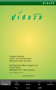 Vidaza Calc NZ