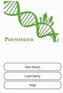 Phenomizer
