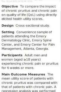 Dermatology Core Journals