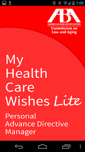 My Health Care Wishes Lite