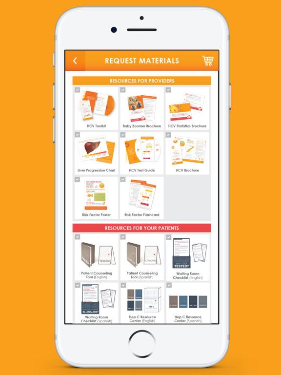 ReThink HCV ToolKit for iPad