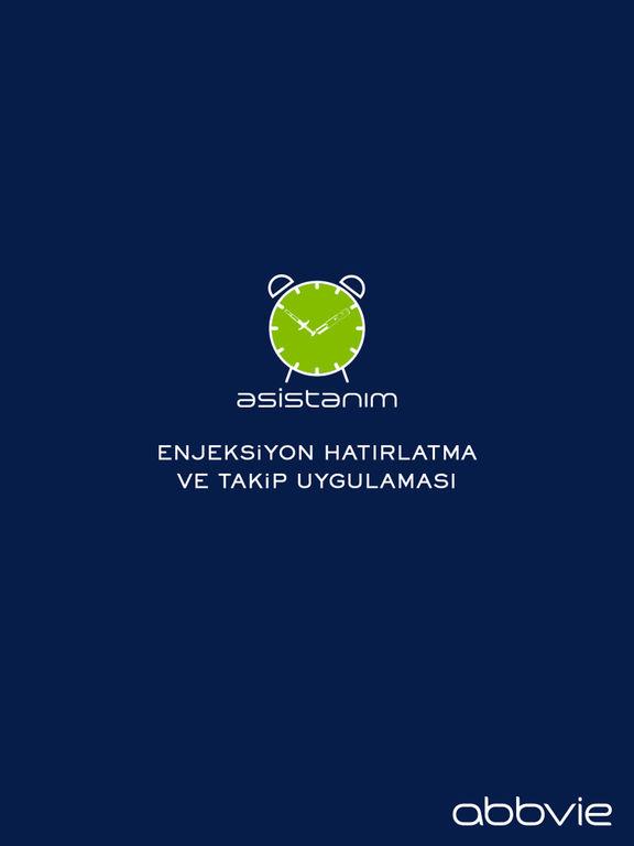Asistanım AbbVie for iPad