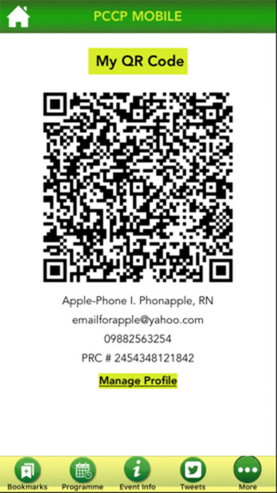 PCCP for iPhone
