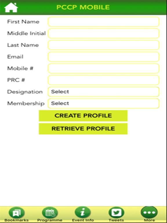 PCCP for iPad