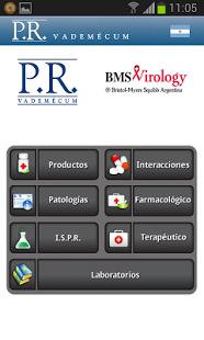 PR Vademécum Infectología