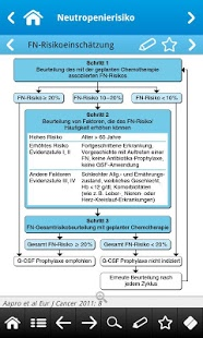 Anämie und Neutropenie apc