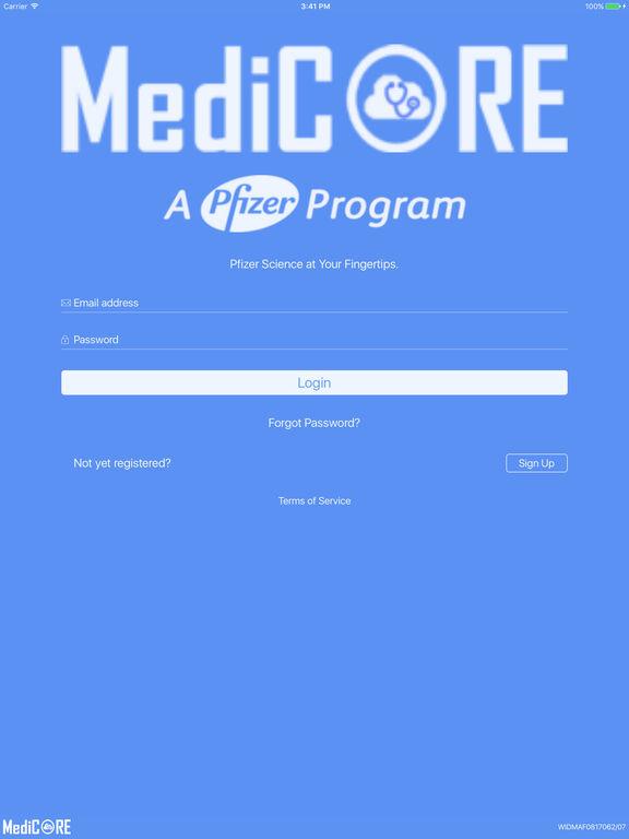 Medicore for iPad