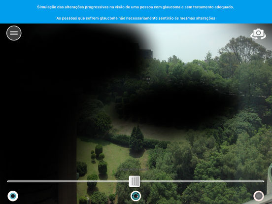 Glaucoma App for iPad