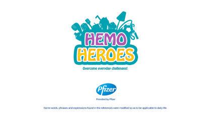 HemoHeroes for iPhone