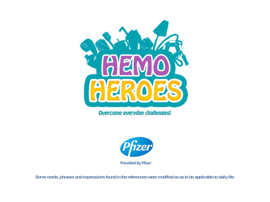 HemoHeroes for iPad