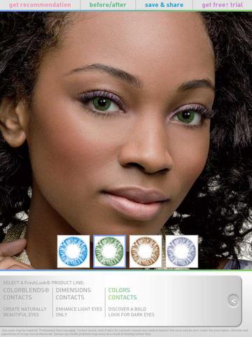 FreshLook® Color Studio for iPad