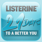 Listerine 21 Day Challenge for Android