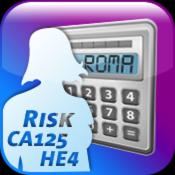 Abbott HE4 Ovarian Risk Calculator for iPhone