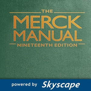 Skyscape's Merck Manual of Diagnosis and Therapy