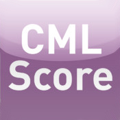 CML Score for iPhone
