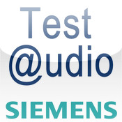 Siemens Test @udio for iPhone