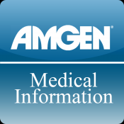Amgen Canada Medical Information for iPad