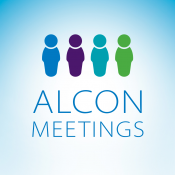 Alcon Vision Care NSM 2014 for iPad