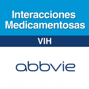 Interacciones Medicamentosas VIH for iPhone