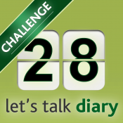 Let's Talk Diary for iPhone