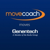 movecoach Moves Genentech for iPhone