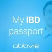 My IBD passport for iPad
