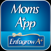 MomsApp : Free Pregnancy & Children App by Enfagrow A+ for iPhone