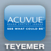 ACUVUE® TEYEMER™ for iPhone