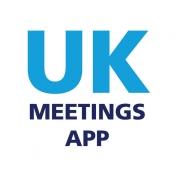 UK Meetings App for iPhone