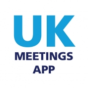 UK Meetings App for iPhone