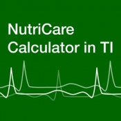 NutriCare Calculator in TI for iPhone