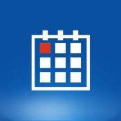 カレンダー型学会検索アプリ 中外学会ナビ for iPhone