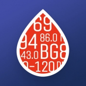 Glucose Buddy+ for Diabetes for iPhone