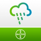 Pluvio app Bayer for iPhone