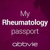 My Rheumatology passport for iPhone