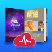 HBK of Veterinary Drugs for Dogs, Cats, Horses... for iPad